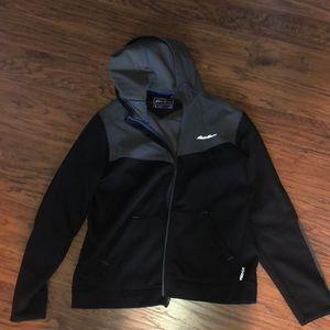 Eddie Bauer Hooded Outdoor Jacket